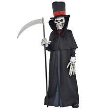 Childs Kids Dapper Death Halloween Fancy Costume Age 12-14 Years