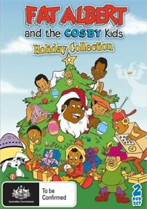 Fat Albert And The Cosby Kids DVD Holiday Collection New Australia Region 4