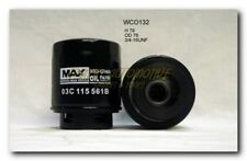 Wesfil Oil Filter for Volkswagen Polo 1.4L GTi 2010-on WCO132