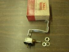 NOS 1959 Ford Fairlane 500 Backup Light Switch Kit