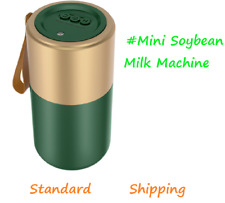 Mini Stainless Soybean 1L Milk Machine Stew other Yoghurt with Porridge and Soup