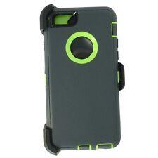 Defender iPhone 6 PLUS Case (Belt Clip fits Otterbox Defender) Screen Protector