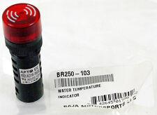 Baja Motorsports Br250-103 Water Temperature Indicator Light 250Cc Go Kart