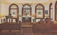 Postcard The Chapel Lutheran Orphans' Home Topton PA