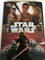 REWE Star Wars Cosmic Shells Blister Sammelalbum komplett