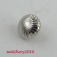 316L Stainless Steel Parnis Crown Fit 6497 6498 ST 3600 3620 Movements