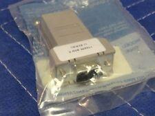 L-Com Modular Telecom Adapter Shielded QTY-1 DB9 Female / RJ45 8x8 Jack Q24