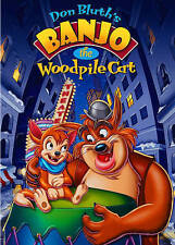Banjo the Woodpile Cat DVD