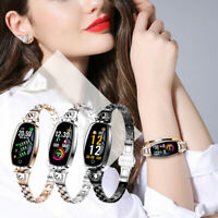 H8 Orologio Da Polso Intelligente Da Donna Monitor Smart Connected Waterproof