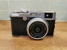 Fujifilm x100 camera