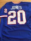 Buffalo Bills Henry Jones custom unsigned jersey