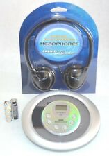 Portable CD Player Audiovox Personal Model # DM8200-60K Anti Skip