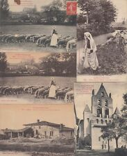 PIBRAC HAUTE-GARONNE (DEP.31) MIDI-PYRÉNÉES 55 Cartes Postales 1900-1940