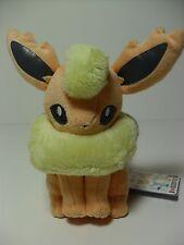 Pokemon I Love Eevee Flareon 18cm Japanese UFO Plush Kawaii San-X Rilakkuma Cute