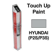 Hyundai OEM Brush&Pen Touch Up Paint Color Code : P2S / P3S - Hyper Silver