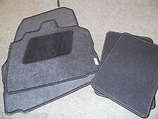 Renault Scenic 2004 2005 2006 2007 2008 Genuine Mats Grey Carpet Textile Floor