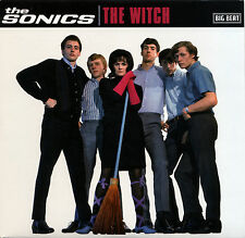 "SONICS  ""PSYCHO (FULL LENGTH) + THE WITCH (FULL LENGTH)""  EP   60's"