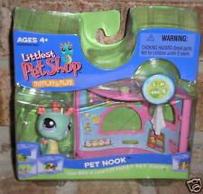 Littlest Pet Shop SEAHORSE pastel nook HTF 348
