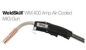 Tweco MIG Gun 15FT   1047-1032  400 Amp up to 1/16 for Miller Back-End