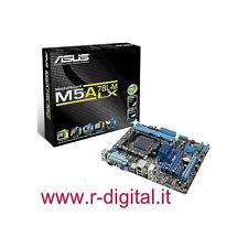 SCHEDA MADRE ASUS M5A78L-M LX3 AMD mATX AM3 AM3+ 760G DDR 3 USB MICRO ATX PC