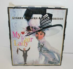 My Fair Lady Deluxe Collector's Box Set Edition Limited Edition VHS New & Sealed
