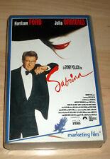 VHS Film - Sabrina - Sidney Pollack - Harrison Ford - Marketing - Videokassette