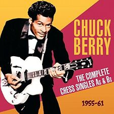 Chuck Berry - Complete Chess Singles As & BS 1955-61 [New CD]