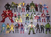 "⚡️ HUGE Lot Marvel Universe 3.75"" 30 Figures w/Customs Mystique Gamora Cinematic"