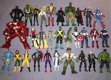 "⚡️ HUGE Lot Marvel Universe 3.75"" 30 Figures w/Customs Mystique Gamora Cinematic"