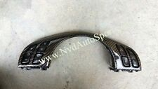BMW E46 M3 carbon fiber multifunction steering wheel trim from NVD