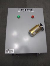 "Scaleblaster SB-2000 Industrial Water Softener Zero Salt | 20"" Pipe | New Stock"