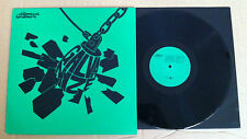 CHEMICAL BROTHERS w/ Q TIP Galvanize REMIXES & DUB UK PROMO 12 INCH Vinyl lp