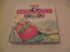 Waddingtons Junior Monopoly Ireland 1996