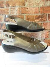 Hotter Women's Mid Heel (1.5-3 in.) Wedge Sandals & Beach Shoes
