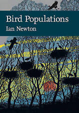 Bird Populations (Collins New Naturalist Library, Book 124) (Hardback SEALED NEW