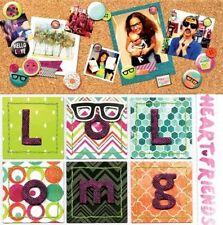 BoBunny FOREVER YOUNG Scrapbook  Paper Kit  12 pcs Bo Bunny Lot 12x12