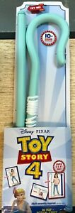 NEW! Disney Pixar Toy Story 4 BO PEEP ACTION STAFF 3.5 FT + 10 Sounds Ships Free