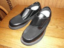 Mens sz 11.5 D Propet strap closure ortho diabetic shoes black