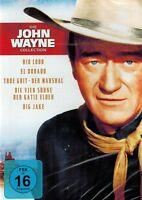 DVD-BOX NEU/OVP - Die John Wayne Collection - 5 Filme - Rio Lobo u.a.
