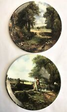 More details for royal doulton constable country the cornfield the lock plates made in england