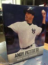 ANDY PETTITTE Limited Figurine 2013 SGA NY YANKEES BOBBLEHEAD
