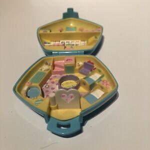 1992 Polly Pocket Polly in the Nursery - Bluebird Toys - Blue Variation-NO DOLLS