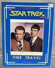 Files Magazine Spotlight On Time Travel Star Trek Files Paperback Book Peel 1985
