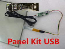 12.1 inch 5 Wire Resistive Touch screen +USB Kits For LTN121XF-L01 4:3