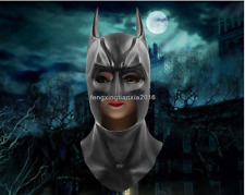US STOCK! Batman Full Mask Adult The Dark Knight Rises Halloween Cosplay Props