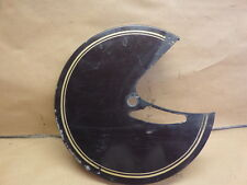 1982 HONDA GOLDWING 1100 ASPENCADE FRONT LEFT BRAKE ROTOR COVER SHIELD GUARD