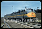 ORIGINAL SLIDE NYO&W 806 NEW YORK ONTARIO & WESTERN KODACHROME 1950'S