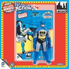 Super Powers Batman 8 inch Action Figure Retro Mego FF New FTC