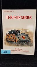 THE M113 SERIES,OSPREY-VANGUARD 34, (Lot A14)