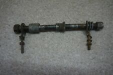 1974 74 Honda MR50 MR 50 Elsinore OEM Rear Wheel Axle & Spacers & Adjusters